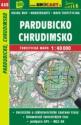 mapa cyklo-turistická Pardubicko,Chrudimsko 448