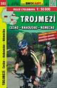 mapa cyklo-turistická Trojmezí CZ-A-D, SH502