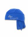 šátek Rogelli BANDANA pod přilbu modrý