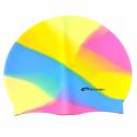 čepice plavecká Spokey ABSTRACT 2 silikon