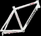 rám Maxbike R2000 2017 540 bílý