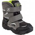 Junior League SIGYN Dětská zimní obuv šedá
