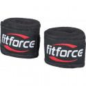 Bandáž Fitforce WRAPS 2,75M černá