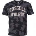 Pánské tričko Russell Athletic S/S CREWNECK TEE SHIRT černé