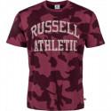 Pánské tričko Russell Athletic S/S CREWNECK TEE SHIRT vínová