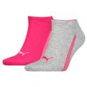 Ponožky Puma SNEAKERS 2P UNISEX růžové