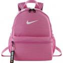 Dětský batoh Nike BRASILIA JDI růžový