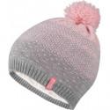 Dívčí pletená čepice Lewro SINDY růžová ZDARMA osobní odběr na Kladně